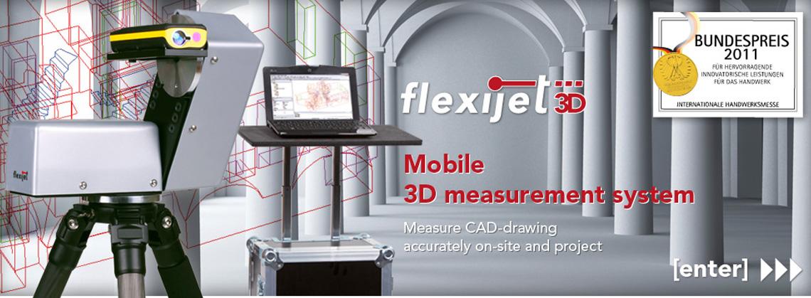 Laser Template flexijet 3D